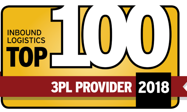 2018 Top 100 3PL Providers (according to Inbound Logistics Magazine)